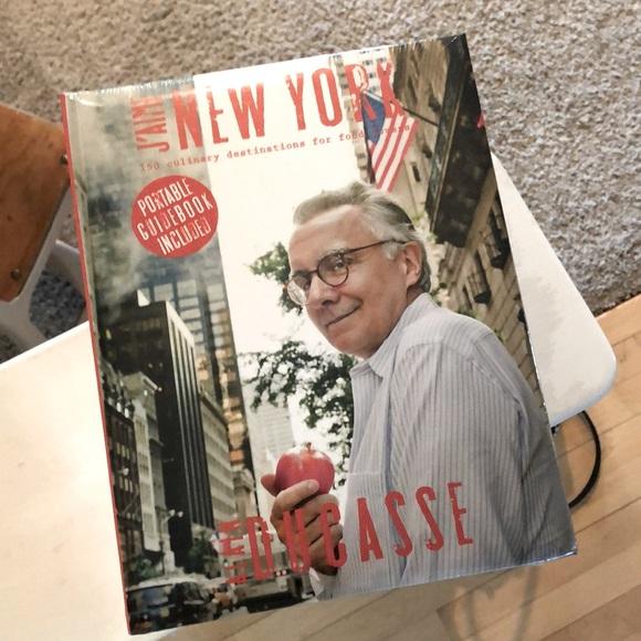 J'Aime New York Book